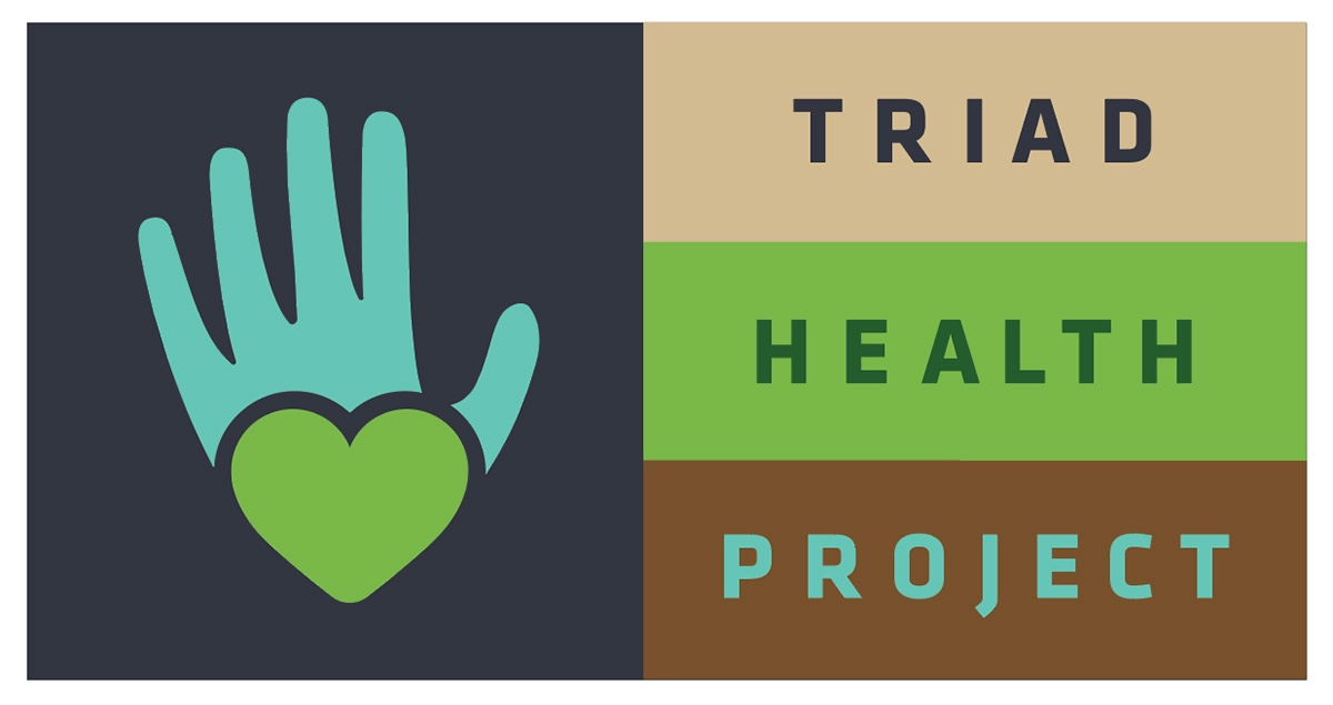Triad Health Project Logo